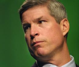 President and CEO of Priceline.com, Jeffery Boyd, pictured in 2003