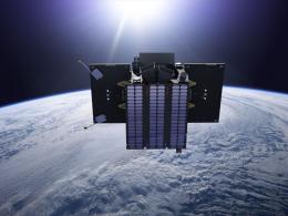 Proba-2 catches solar eclipse