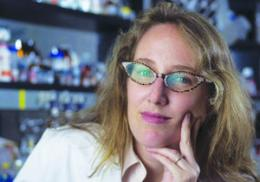 Professor Virginia Cornish chemically engineers yeast to detect cholera