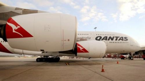 Qantas said less than 5% of customers had made use of in-flight Internet access and it was discontinued last month