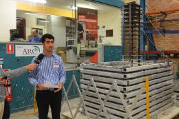 Quake test helps set a new standard for building on soft soil
