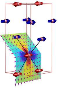 Quantum bar magnets in a transparent salt
