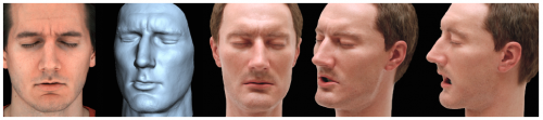Researchers develop new physical face cloning method