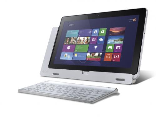 Review: Acer's Iconia W700 convertible tablet an awkward compromise