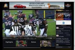 Review: Super Bowl online decent, won't replace TV (AP)