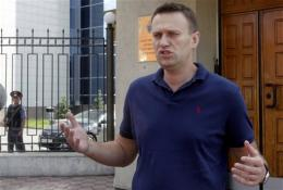 Russian opposition leader's Twitter gets hacked
