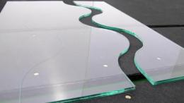 Safety glass - cut to any shape