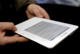 Sales of ebooks more than doubled in 2011 to bring in some $2.07 billion for the US publishing industry, a survey showed