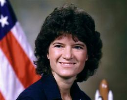 Sally Ride, first US woman in space, dies at 61