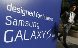 Samsung says Galaxy S III sales hit 20 million