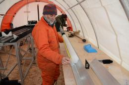 Scientists successfully complete Antarctic drilling project