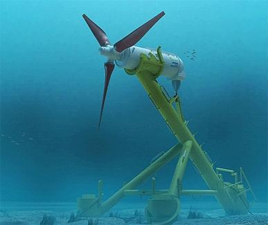 Scotland passes turbine test to harness tidal power