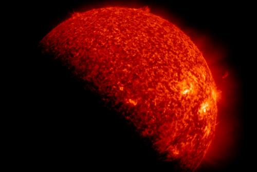 SDO enters its semiannual eclipse season