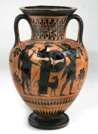 Greeks pottery