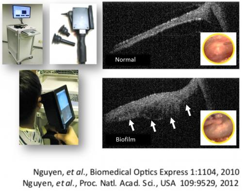 3-D medical scanner: New handheld imaging device to aid doctors on the 'diagnostic front lines'