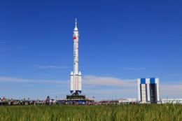 Shenzhou-9 -- China's fourth manned space mission -- launched from the remote Gobi desert in the nation's northwest