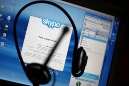 Skype users can make low-cost or free phone calls over the Internet using their computers or smartphones
