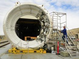 SLS avionics test paves way for full-scale booster