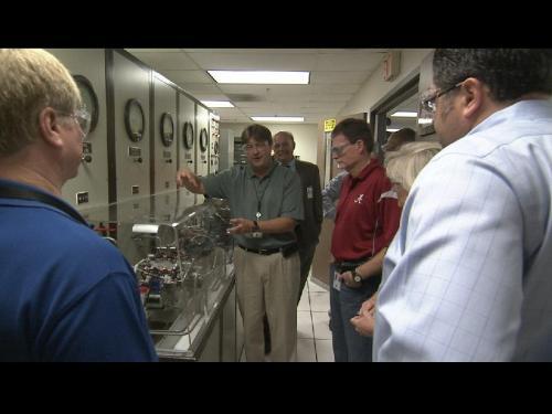 SLS engine 'brain' gets an upgrade
