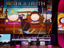 South Park creators Trey Parker and Matt Stone introduce the new South Park interactive game for Xbox