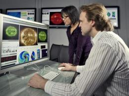 Space Weather Center to add world's first 'ensemble forecasting' capability