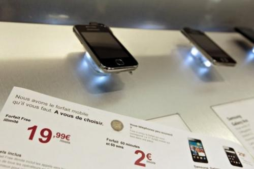 specialoffer shows mobile phones which