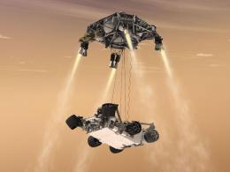 Strange but True: Curiosity's Sky Crane