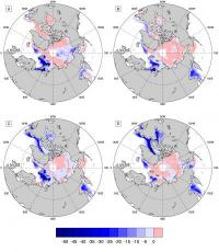 Study: Arctic sea ice decline may be driving snowy winters seen in recent years