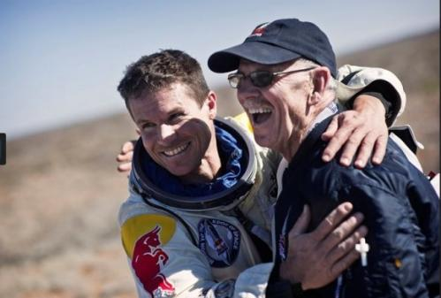 Supersonic freefall: What Felix Baumgartner's 37-km jump will be like