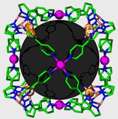 Supramolecules spin promises for future