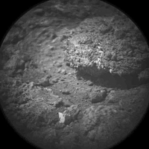 Take a look through Curiosity's ChemCam