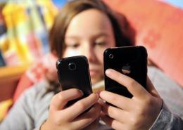 Teenagers in the United States are texting more than ever before
