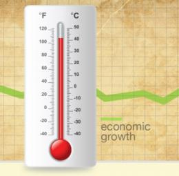The economic cost of increased temperatures