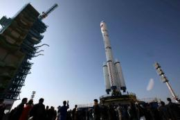 The launch -- China's first manned space mission since September 2008 -- would occur
