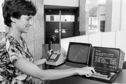 The Minitel still has 400,000 users in France