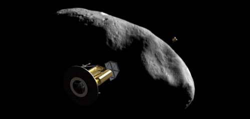 The most profitable asteroid is…