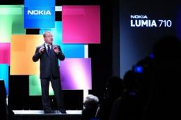 The new Lumia 900 will run on Windows mobile software and tap into a growing trove of popular mini-applications