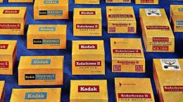 The rise and fall of Kodak's moment