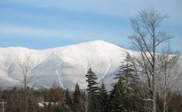 The snows of Mount Washington