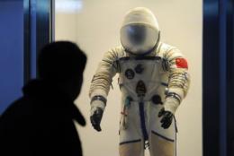 Three astronauts will blast off on board Shenzhou (