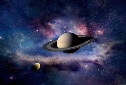 Titan, Saturn's largest moon, icier than thought, say Stanford scientists