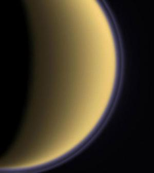 Titan shows surprising seasonal changes