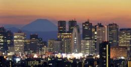 Tokyo sits on four tectonic plates and there is a 50% chance it will be struck by a strong quake in the next four years
