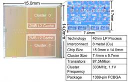 Toshiba develops many-core SoC for embedded applications