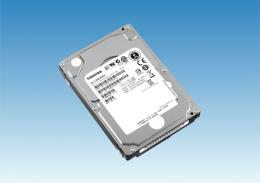 Toshiba launches enterprise 2.5-inch HDD in industry's highest capacity class for drives with 10,500RPM rotation speed