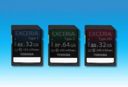Toshiba to launch the world-fastest class SDHC memory cards