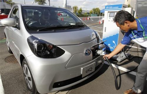 Toyota plans expanded range of hybrids