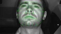 Tracking facial features to make driving safer and more comfortable