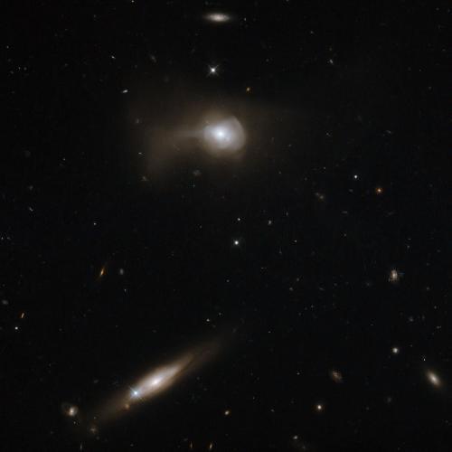 Transforming galaxies