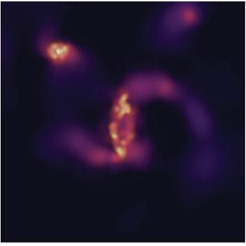 Twists and turns in interacting galaxies